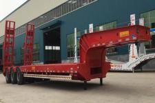 路飞12.5米28吨6轴低平板半挂车(YFZ9407TDPXZ)