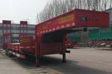 通广九州13米33吨3轴低平板半挂车(MJZ9400TDP)