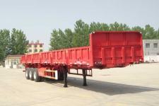 鲁际通12米31.8吨3轴自卸半挂车(LSJ9400Z)