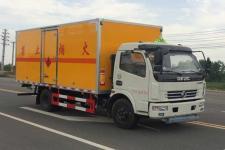 多士星国五单桥厢式货车129-156马力5-10吨(JHW5110XRYE)