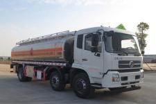 东风天龙小三轴铝合金26方运油车价格13872881997