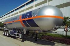 宏图13.8米26.5吨3轴液化气体运输半挂车(HT9409GYQD2)
