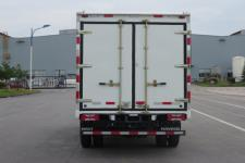 跃进牌SH5082XXYZFDCMS型厢式运输车图片