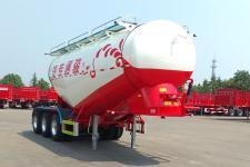 骏通8.5米33吨3轴中密度粉粒物料运输半挂车(JF9405GFL30)