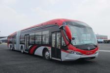 18米|25-50座广通纯电动铰接城市客车(CAT6180DRBEVT)