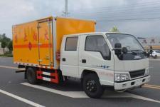多士星国五单桥厢式货车116马力5吨以下(JHW5041XRQJX)