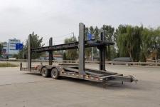 华鲁业兴11.2米11.5吨2轴中置轴车辆运输挂车(HYX9180TCL)