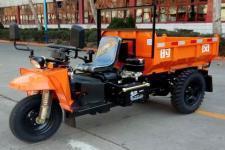 时风牌7YP-1475DAW型自卸三轮汽车