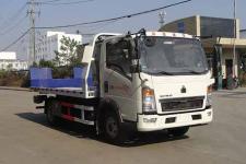 虹宇牌HYS5049TQZZ5型清障车
