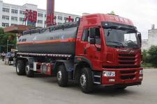 解放腐蚀性物品罐式运输车