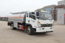 华威驰乐牌SGZ5140GYYWP5型运油车
