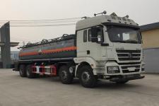 20吨腐蚀性物品罐式运输车