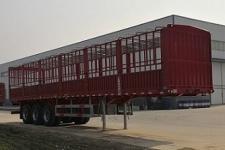 天明牌TM9400CCY型仓栅式运输半挂车图片