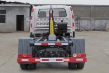 炎帝牌SZD5032ZXXB5X型车厢可卸式垃圾车图片