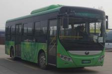 8.1米|14-24座宇通纯电动城市客车(ZK6805BEVG15A)