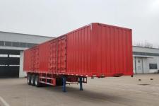 鲁际通12.5米32.2吨3轴厢式运输半挂车(LSJ9403XXY)