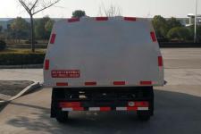 专威牌HTW5036ZLJB型自卸式垃圾车图片