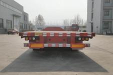 衡畅牌XJN9400TDP型低平板半挂车图片