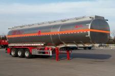 骏通11.6米33.3吨3轴铝合金运油半挂车(JF9406GYY)