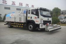 华通牌HCQ5187GQXZZ5型清洗车图片