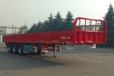骏通11米34.4吨3轴栏板半挂车(JF9401K)