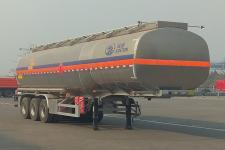 骏通11米34吨3轴铝合金运油半挂车(JF9403GYYA)