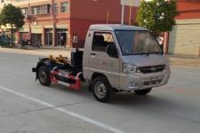 程力威牌CLW5031ZXXK5型车厢可卸式垃圾车