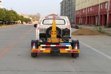 程力威牌CLW5031ZXXK5型车厢可卸式垃圾车图片