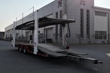 天明牌TM9171TCL型中置轴车辆运输挂车图片