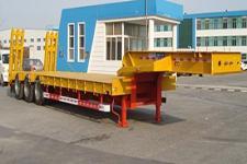 通华12.6米31.3吨3轴低平板半挂车(THT9400TDPYK01)