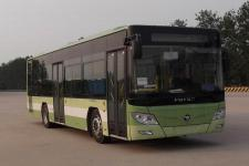 10.5米|18-36座福田插电式混合动力城市客车(BJ6105PHEVCA-19)