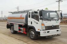 华威驰乐牌SGZ5140GJYWP5型加油车