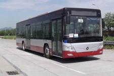 12米|20-41座福田插电式混合动力城市客车(BJ6123PHEVCA-17)