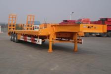 骏通12.5米30.1吨3轴低平板半挂车(JF9400TDP)