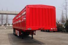 国世华邦13米32吨3轴仓栅式半挂车(XHB9400CLX)