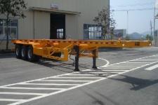 东风12.4米33吨3轴集装箱运输半挂车(EQ9400TJZL)