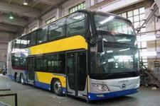 12.4米 38-69座福田城市客车(BJ6128C8BCD)