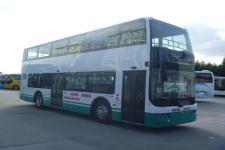 11.3米 32-79座金旅双层城市客车(XML6116J15CNS)