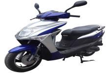 建设JS48QT-B型两轮轻便摩托车