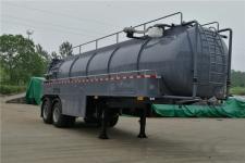 三力9.4米18.3吨2轴吸粪半挂车(CGJ9280GXE)