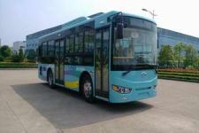 10.5米|17-36座上饶混合动力城市客车(SR6106PHEVNG)