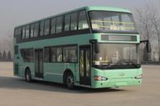 11.3米 44-65座海格双层城市客车(KLQ6119GSC5)