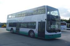 11.3米|32-82座金旅双层城市客车(XML6116J15CS)