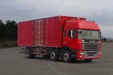 江淮格尔发国五前四后四厢式运输车223-294马力10-15吨(HFC5251XXYP2K3D54S1V)