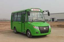 楚风牌HQG6580EN5型城市客车图片