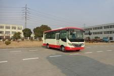 华新牌HM6600CFD5J型城市客车图片
