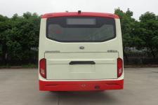华新牌HM6600CFD5J型城市客车图片3