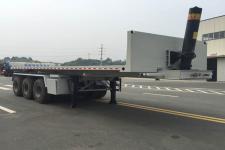 东风8.5米31.1吨3轴平板自卸半挂车(EQ9400ZZXPZMA)