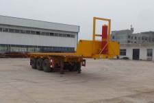 豫前通8米31.5吨3平板自卸半挂车