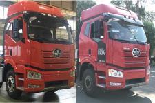 解放牌CA1310P66K24L7T4E5型平头柴油载货汽车图片